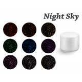 Night Sky Glamour Farbgele 5ml