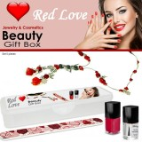 RED LOVE Beauty Gift Box