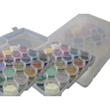 Glitterpowder MIX-BOX - 20 Colours