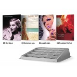 Deco Back Card - Promotional Display 230mm x 145 mm