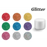 Colaxy *PREMIUM* Colour Gels 5ml - GLITTER