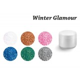 "UV-Glittergel 5ml ""Winter Glamour"""