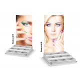 Counterdisplay Polishes Universal - Display  9 x square 29 mm