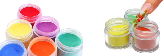 Acrylic Color Powder