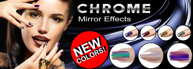 Chrome Pigment Powders