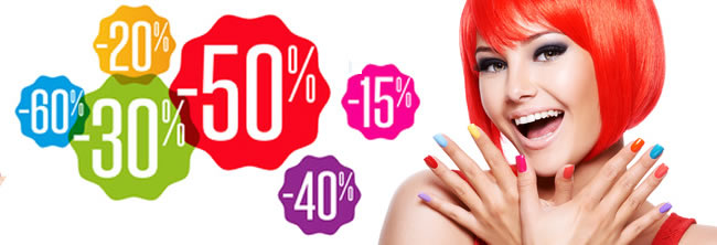 % SALE Nail Products
