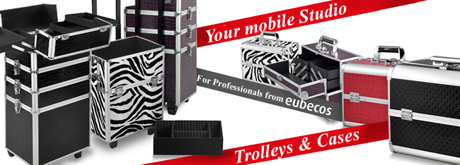 Trolley and Cases