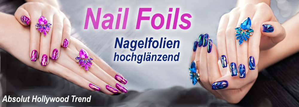 Nailart Reflection Foils