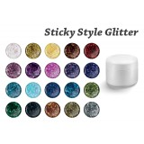 Sticky Style  Glitter UV Gel 5 ml