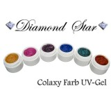 COLAXY Gel Diamond Star Colour 5 ml
