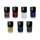Glitter-polish 15ml set of 7 *