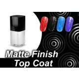 Matte Finish Top Coat 15 ml