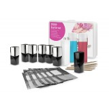 UV Polish Starter Set 32-teilig stored in L-Case