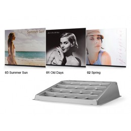 Deco Back Card Promotional Board 265mm x 240 mm