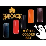 HALLOWEEN UV-Color Gel Set - 5 x 5 ml