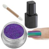 Flip Flop Mirror Chrome Pigment Set