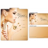 Multicolor Voucher GOLDEN NAILS